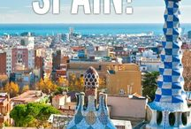 Spain travel / Spain travel. What to do in Spain. Where to go in Spain.