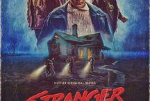Stranger Things / Leggo My Eggos