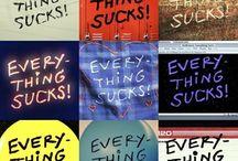 EVERY-THING SUCKS! / I like you. I that ok?