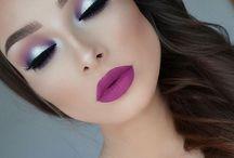Galaxy Makeup Eye look .... inspire⭐️✨