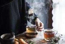 Tea Station / Tea, Recipes, And Tools