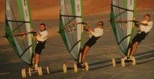 Speed Sail - Mauritanie 1994 - Au Cap Blanc / Raid Cap Blanc - Cap Vert : le 20 octobre 1994, prises de vue au Cap Blanc (presqu'île de Nouadhibou)