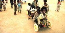 Speed Sail - Mauritanie 1994 - Vers Nouamghar / Raid Cap Blanc - Cap Vert : les 22 et 23 octobre 1994, trajet du Cap Tafarit à Nouamghar