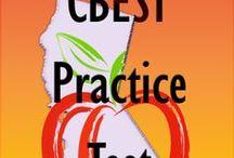 Test Prep - CBEST