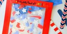Fourth of July / Fourth of July DIYs, crafts, recipes and party ideas!