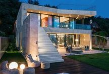 Lakeside Villa / Luxury villa at lake Balaton, Hungary designed by Stoa Studio, Balint Asztai