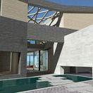 Zamárdi Villa / Lakeside luxury minimal villa, designed by Stoa Studio