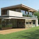 Zamárdi2 Villa / Stone facade luxury villa designed by Stoa Studio
