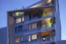 V7 / V7 luxury modern condominium in Budapest, designed by Stoa Studio