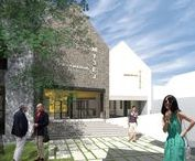 Serbian Ecclesiastical Museum - Szentendre / Modern but traditional design for an ecclesiastical museum in Szentendre, designed by Stoa Studio