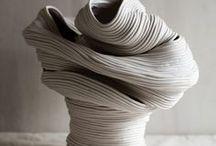 Sculpted Clay
