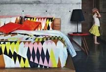Bedrooms / by Morgan Virginia Bradshaw