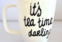 Tea o'clock!