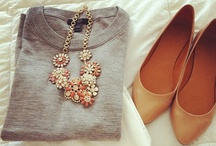 My Style / My wants, needs, and must haves!  / by Lindsay Bunch