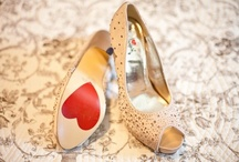 Wedding Dresses & Shoes We Love / by Be U Weddings