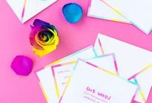 Card Making / Handmade cards for every occasion. Show you care with these cardmaking ideas and layouts.