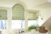 Furnishings: Blinds & Shades / by Sharon Kearney