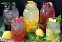 Beverages / by Cindy Hellenbrand