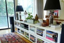 Beautiful Interiors / Beautiful, Well-Designed and Interesting Rooms