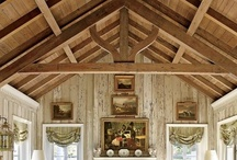 Style: Converted Barn / by Sharon Kearney