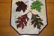 Table Runners/Small Quilts / Pieced Table Runners and Other Small Quilts