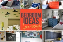 HoMe⌂Boys Room / by Teresa Hasty
