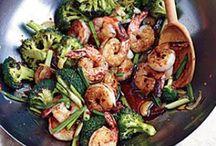 Fish and Shellfish / Delicious Fish and Shellfish Recipes