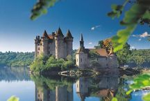 Ancestral Voyage France / Places or Vignettes from My French Ancestors