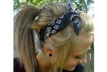 Hairstyles / by Crystal Fazenbaker