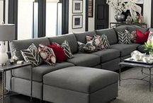 Living Room / by Crystal Fazenbaker
