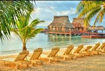 un-Belize-able / A Central American destination with a lush tropical environment. This location is unique due to its Mayan history and English as the official language. This board features hotels, festivals, destinations, and local hot spots. An amazing vacation for the outgoing adventurer! / by Morgan Nicole