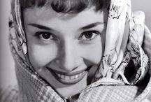 Audrey Hepburn / Amazing Audrey  / by Diane Woods