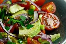 Salads / by Melissa Stough