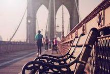 New York. City. / by Olang Cerda-Moesker
