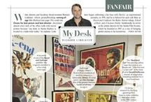FANFAIR: My Desk / by VANITY FAIR