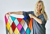 Yarn Over / Crochet, knitting, and other yarn-based project ideas!