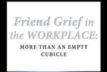 "People You'll Meet in ""Friend Grief in the Workplace"" / Photos of people whose stories are included in Friend Grief in the Workplace: More Than an Empty Cubicle"