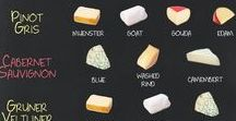 Wine pairing / Learn the best food and wine pairings. Take the guess work out of meal planning.