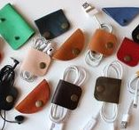 Cord Organisers / Cord organisers made by ourselves, get in contact with us to place an order.