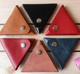 Coin Purses / You may place your orders through our Online Store. Please get in touch for queries and customised orders.