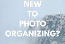 Photo Organization   Storage / How to organize photos, Photo Organization, Photo Organization Ideas, Photo Storage