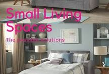 Small Living Spaces | Furnish Your Home / How to achieve good interior design in small living spaces