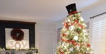 Christmas Tree Toppers | Furnish Your Home / How you can decorate the top of your Christmas Tree this year