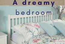 A dreamy bedroom | Furnish Your Home / Bedroom inspiration