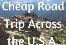 Cheap travel USA