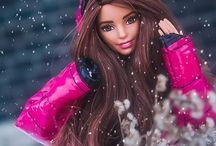 Куклы - Барби / Красивые постановочные фотографии кукол Барби