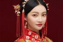 XiuHe Suit Wedding Dresses