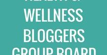 Health & Wellness Bloggers / This is a group board for health & wellness bloggers to share their best work. To join this board: 1) Follow this board and me and 2) Send an e-mail to: sian@healthierbynature.co.uk so I can send you an invite. Please repin others' pins.
