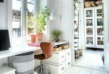 Creative Spaces / Lovely places and spaces...