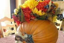 Thanksgiving and Fall